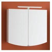 Toaletno ogledalo Elisa TOE 80 WH - LED 506110