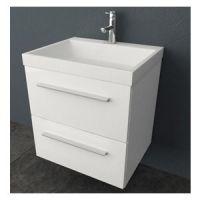 Toaletni ormarić JOLIE OUJ 60 WH - 521510