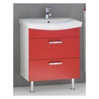 Toaletni ormarić VIVA 60 OUV 60 RED - 505380
