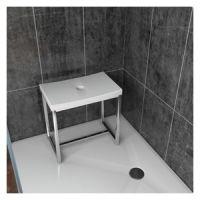 Prenosiva stolica za kupatilo KS-PU 571190