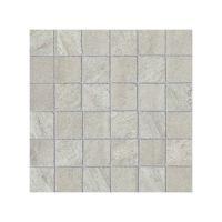 Quartz Stone Mosaico Grey 5x5