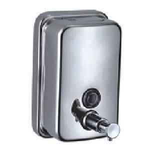 Dozator za tečni sapun - inox - SY0201 - 800 ml