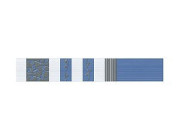 Listela 637L055P Grazia Blu 6x37
