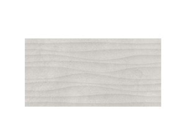 Soft Onda 3D Grey 30x60