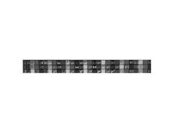 Listela Flash 3D-Black 3x33