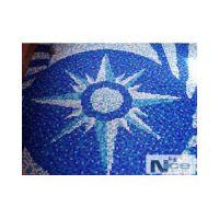 Stakleni mozaik Kompas 6 - 229x196 cm