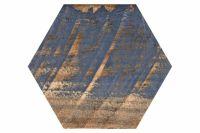 Gauguin Mix Hexagonal 22x25