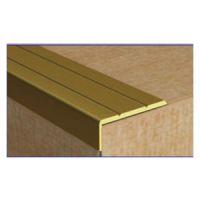 Aluminijumska prelazna lajsna 3126 zlato