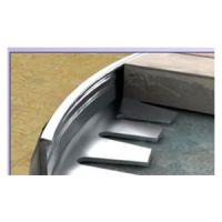 Aluminijumska završna lajsna TSD-100/FF srebrna, mat