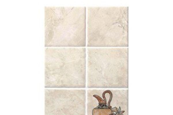 Keramički mozaik Pino white/grey 25x40