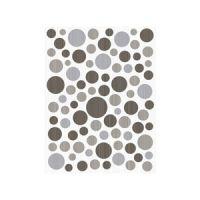 Inserto Ramona Gray Bubbles 25x33