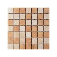 Keramički mozaik Lorca Beige Brown 25x25