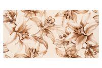 Porto Crema Flower 25x50 - Keramika Kanjiža