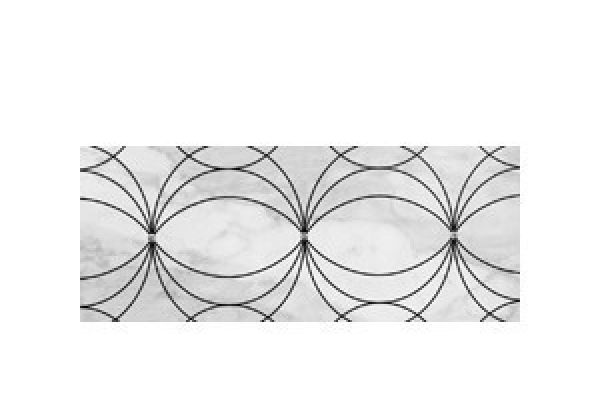 Madielle Crystal Decor 20x50