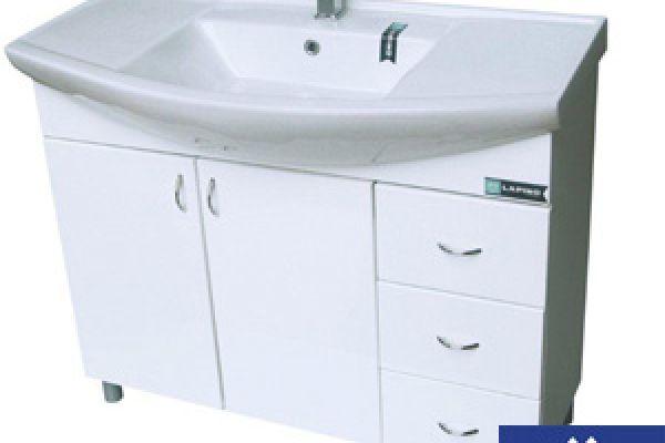 Toaletni ormarić 4841 100x85 - Keramika Mirela