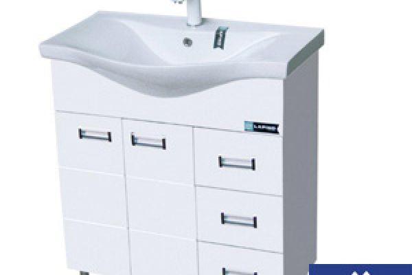 Toaletni ormarić 7075 roma 75x85 - Keramika Mirela