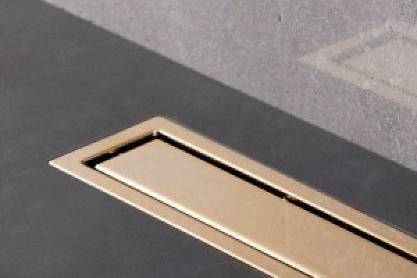 Tuš kanalica Confluo Premium Drain Line 300 Gold 13100050