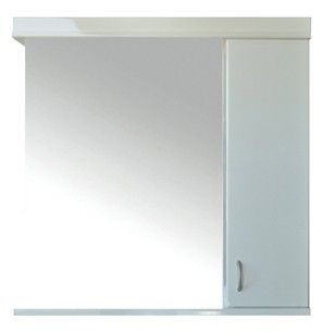 Toaletno Ogledalo 75 MDF CLASSIC LINNI