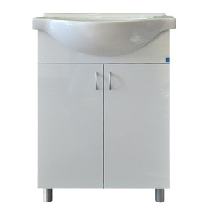Toaletni Ormarić 55 MDF CLASSIC LINNI