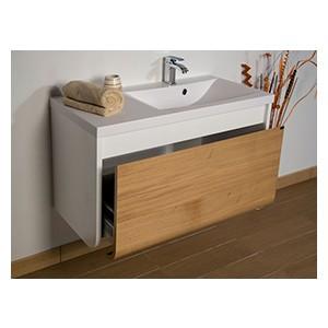 Toaletni ormarić VENUS 90 HRAST 0449H - Pino Art